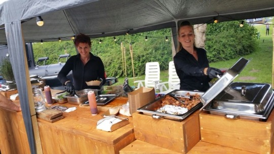 Wood'n'Smoke - Barbecue, evenement & catering